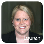 staff lauren accounts